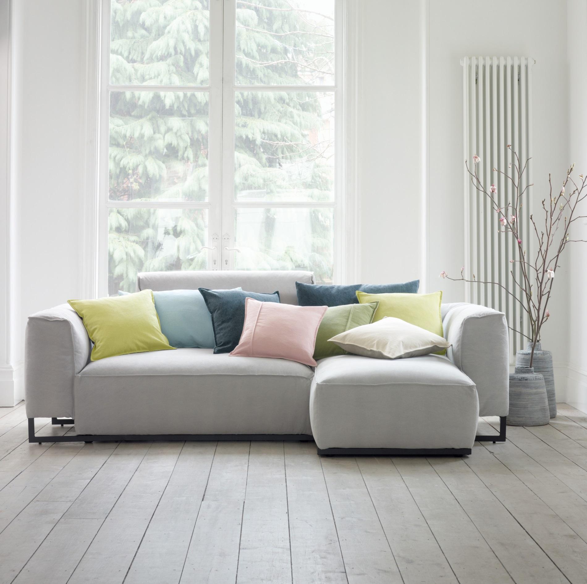 Divani A Righe Ikea : Divani classici a righe idee per il design della casa